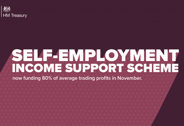 Get support from Self-Employment Income Support Scheme (SEISS) grant now